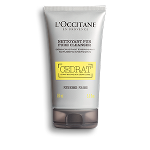 Cedrat Pure Cleanser - L'Occitane