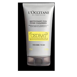Cedrat Pure Cleanser - L'Occitane