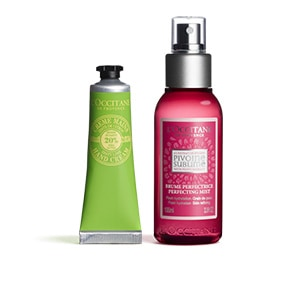 Fresh Mist and Hand Cream Duo - L'Occitane