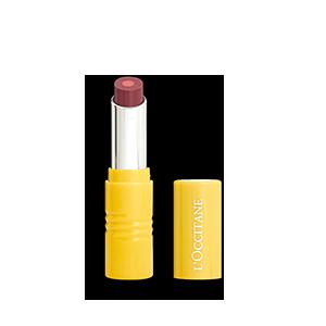 Fruity Lipstick - Plum Plum Girl - L'Occitane