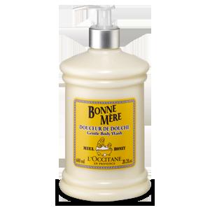 Gentle Body Wash Honey - Discontinued