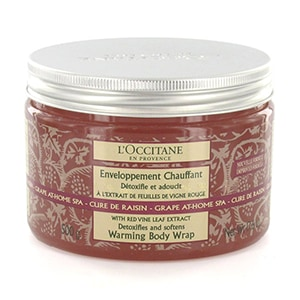 Grape Warming Body Wrap 500GR - Discontinued