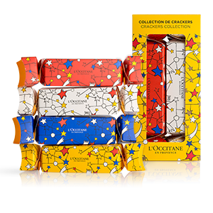 Festive Crackers Set - L'Occitane