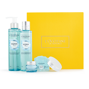 Hydrating Aqua Réotier Collection - L'Occitane
