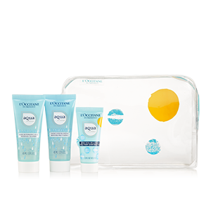 Hydration On-the-Go Gel Set - L'Occitane