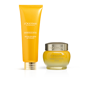 Immortelle Divine Cleanse & Glow Duo - L'Occitane