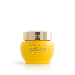 Immortelle Divine Light Cream SPF 20 - L'Occitane