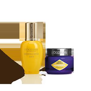 Immortelle Divine Serum & Precious Cream Duo
