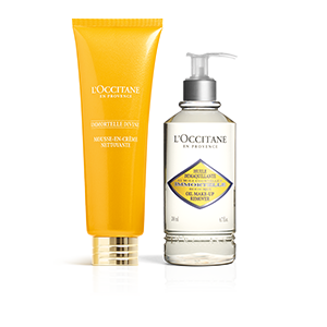 Immortelle Power Cleanse Duo - L'Occitane