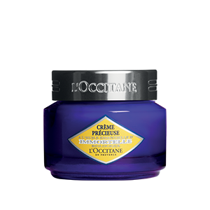 The Immortelle Precious Cream deliver unique anti-aging beauty results.