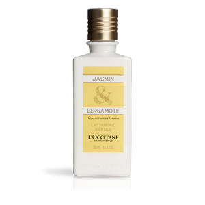 Jasmin & Bergamote Perfumed Body Milk