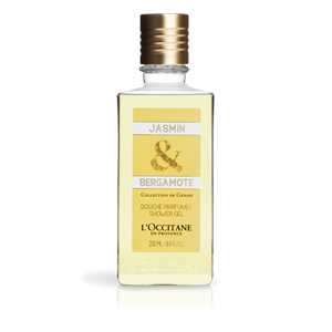Jasmin & Bergamote Perfumed Shower Gel