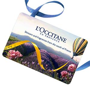 L'OCCITANE Gift Card $100