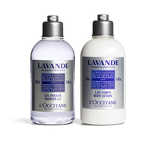 Lavender Bath & Body Duo
