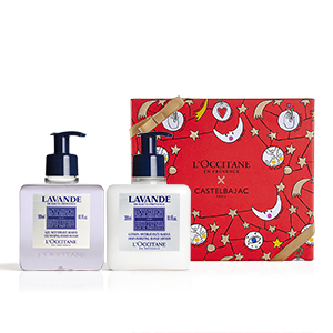 Lavender Hand Care Duo - L'Occitane