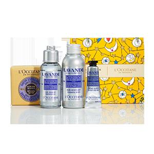 Fragrant Lavender Favorites - L'Occitane