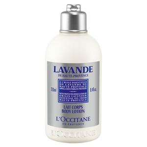 Lavender Organic Certified* Body Lotion