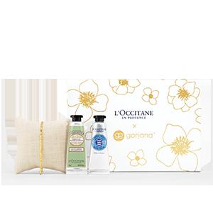 L'Occitane x Gorjana Gift - L'Occitane