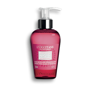 L'Occitane Perfecting Make-Up Remover, an effective and gentle makeup removing cleanser