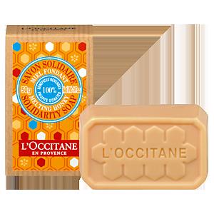 Melting Honey Solidarity Soap
