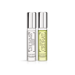 Men's Travel Fragrance Duo