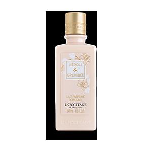 N�roli & Orchid�e Body Milk 8.4 fl.oz L'Occitane