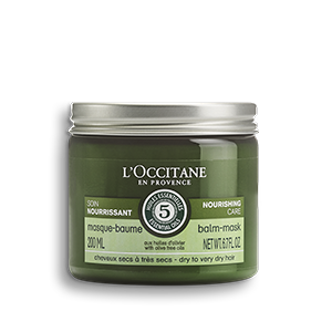 Aromachologie Nourishing Care Mask - L'Occitane