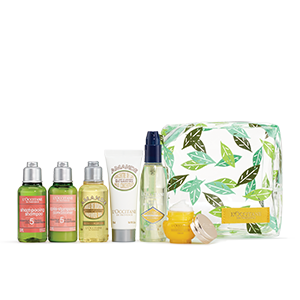Nourishing On-The-Go Collection - L'Occitane