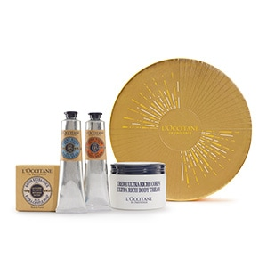 Nourishing Shea Butter Body Collection