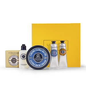 Nourishing Shea Butter Treasures - L'Occitane