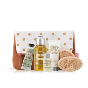 Pampering Almond Body Set