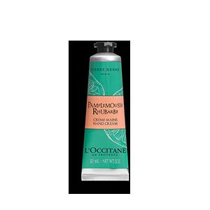 Pamplemousse Rhubarbe Hand Cream