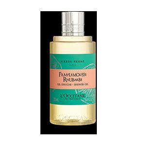 Pamplemousse Rhubarbe Shower Gel