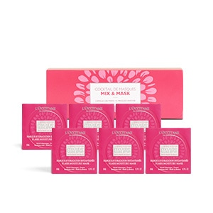 Peony Flash Moisture Mask Set of 6