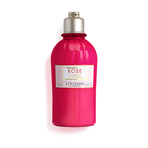 Rose Body Lotion - L'Occitane