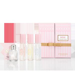 Rose Fragrance Layering Kit - L'Occitane