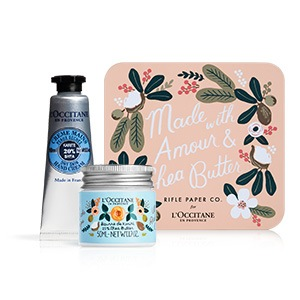 Shea Butter Amour Kit - L'Occitane
