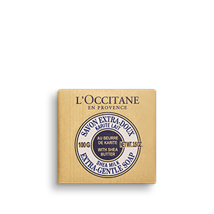 Shea Butter Extra Gentle Soap Milk - L'Occitane