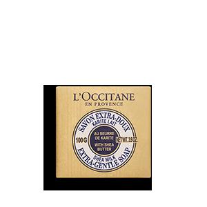 Shea Butter Extra Gentle Soap Milk - L'Occitane