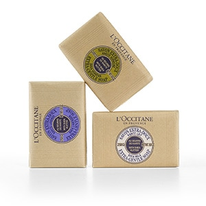 Shea Butter Extra Gentle Soap Trio