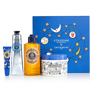 Nourishing Shea Body Care Collection - L'Occitane