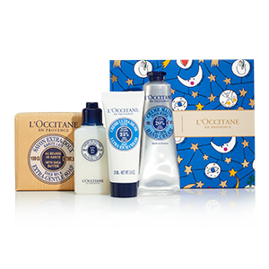 Nourishing Shea Butter Favorites - L'Occitane