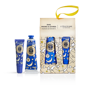 Shea Butter Hugs & Kisses - L'Occitane