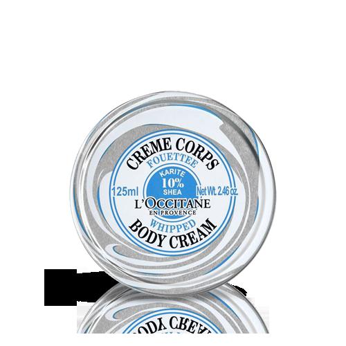 Shea Butter Whipped Body Cream - L'Occitane