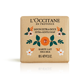 Shea Extra Gentle Milk Soap - L'Occitane