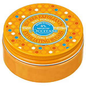 Shea Melting Honey Exfoliating Sugars