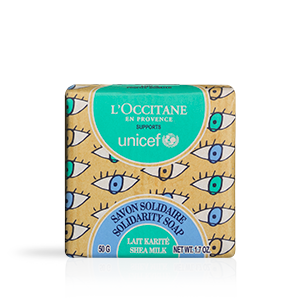 SHEA MILK UNICEF SOLIDARITY SOAP