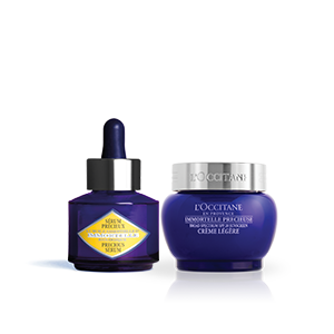 Signs of Aging SPF Cream & Serum Duo - L'Occitane