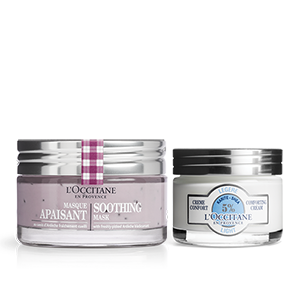 Soothing Mask & Cream Duo
