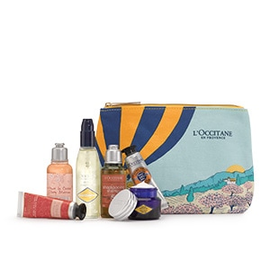 Spring Travel Collection - L'Occitane